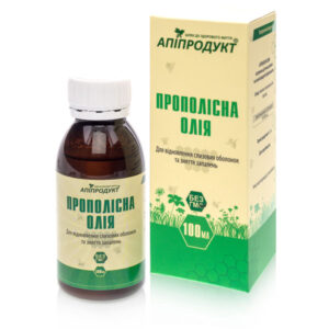 Прополисное масло Апипродукт
