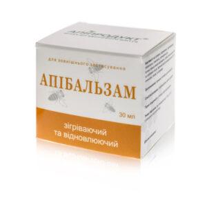 Апибальзам согревающий и востанавливающий с пчелиным ядом Апипродкт