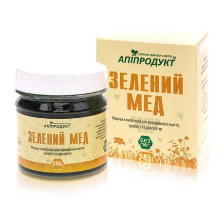 Зеленый мёд Апипродукт